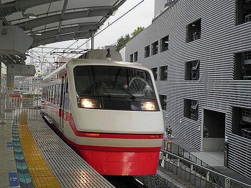東武200系「りょうもう」(2012年10月31日・とうきょうスカイツリー駅)