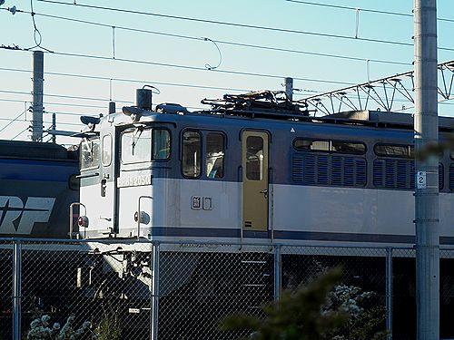 EF65 2050[新](JR貨物千葉機関区・2012年11月18日)