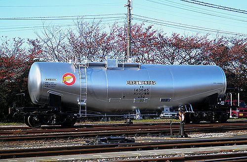 タキ143645(京葉臨海鉄道・千葉貨物駅・2012年11月18日)