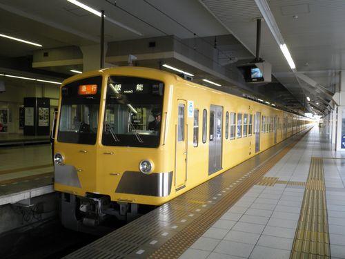 西武301系・1309F(2012年11月20日・池袋駅)