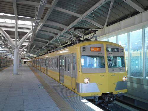 西武101N系・271F+1309F(2012年11月20日・石神井公園駅)