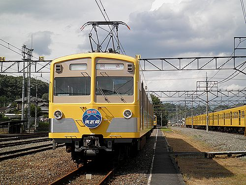 西武クモハ271(2012年9月30日・横瀬)