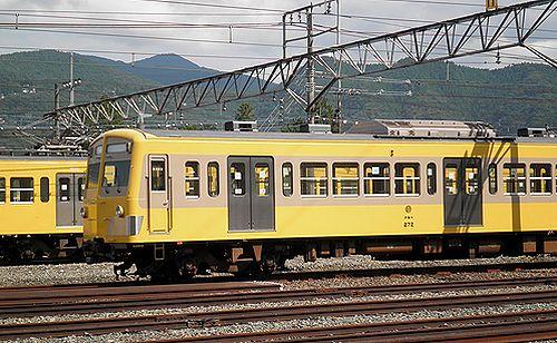 西武クモハ272(2012年9月30日・横瀬)