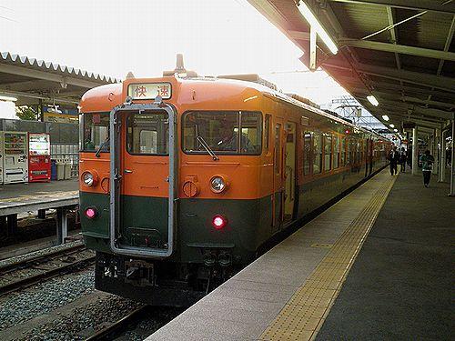 しなの鉄道169系S52編成(2011年6月14日・上田駅)