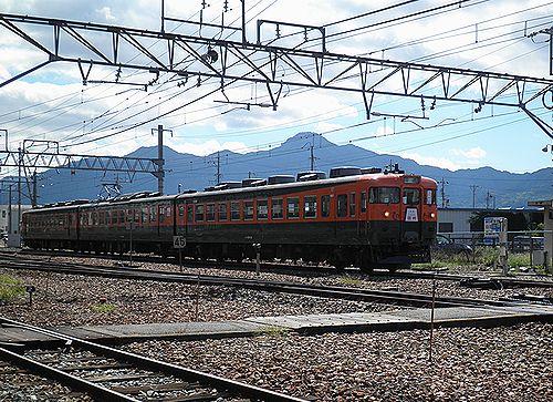 しなの鉄道169系S52編成(2010年9月25日・屋代駅)