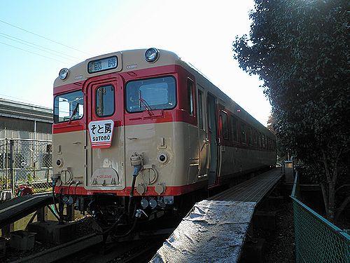 いすみ鉄道キハ28 2346(2012年12月8日・大多喜駅)2