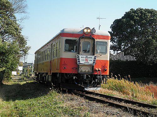 いすみ鉄道キハ52 125(2012年12月8日・西大原~上総東間)3
