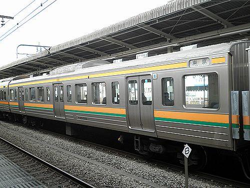 サハ211-2011(東チタN22編成)(2011年12月31日・平塚駅)