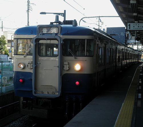 八トタ115系M8編成(2012年6月26日・豊田駅)