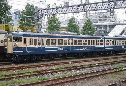 八トタ115系W2編成(2011年8月2日・宇都宮駅)