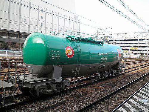 タキ1000-850(2012年12月29日・八王子駅)