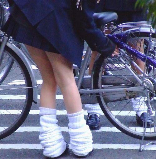 【三次画像あり】 JKがミニスカで自転車に乗ってる姿を後ろから眺めるの幸せすぎ♪ 52枚 part.12 No.30