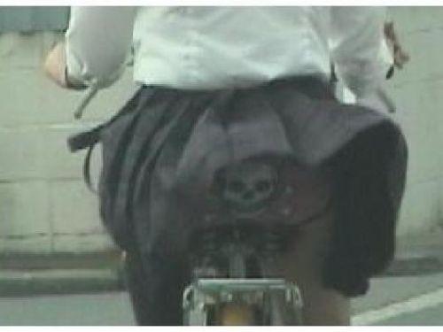 【三次画像あり】 JKがミニスカで自転車に乗ってる姿を後ろから眺めるの幸せすぎ♪ 52枚 part.12 No.42