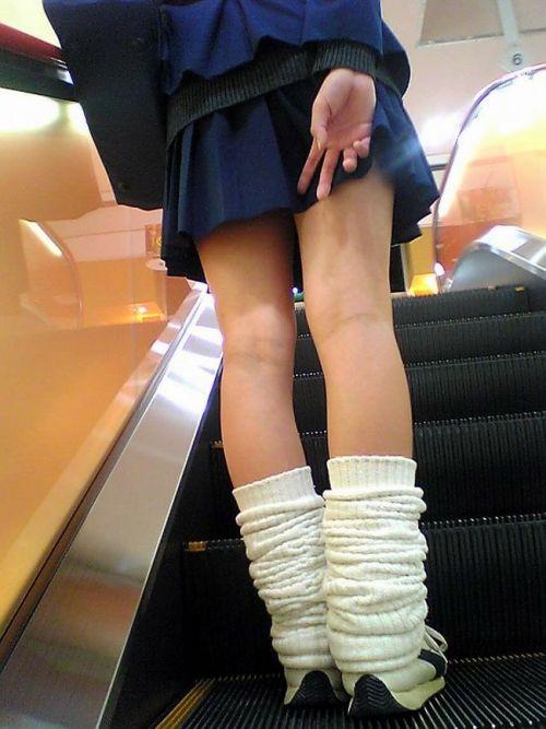 【三次】 下からJKのスカートの中のパンチラ画像ってエロイよね! 28枚 part.8 No.20