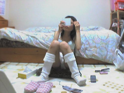【三次・画像あり】 かわいいJKのM字開脚は卑猥だよな!! 26枚 part.8 No.1