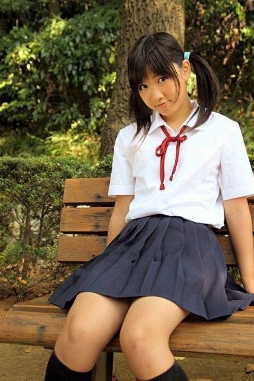【画像あり】 セーラー服姿がかわいいJKを見ていたらおっきしちゃうよね! 22枚 part.9 No.10