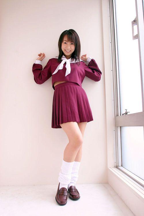 モデル系のかわいい制服姿のJK画像ください! 28枚 part.9 | エロ