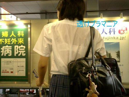 【三次】 思わず保存しちゃったJKのブラがスケちゃってるエロ画像!! 25枚 part.5 No.25