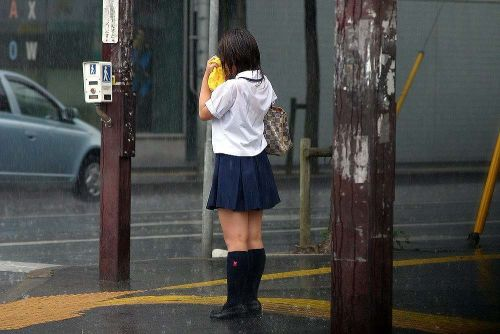 【三次】 濡れて透けブラしちゃってるJK画像が集まるスレ! 52枚 part.7 No.46