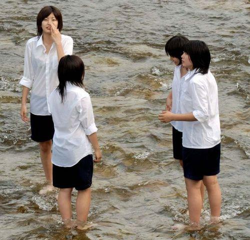 【三次】 濡れて透けブラしちゃってるJK画像が集まるスレ! 52枚 part.7 No.20
