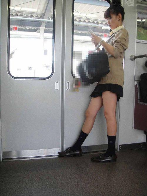 【三次】 電車通学JKの無防備な登校中画像いっぱい見ちゃう? 53枚 part.10 No.3