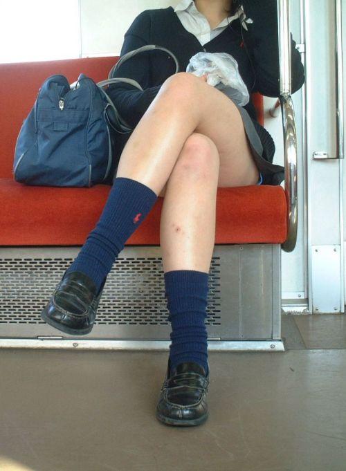 【三次】 電車通学JKの無防備な登校中画像いっぱい見ちゃう? 53枚 part.10 No.6
