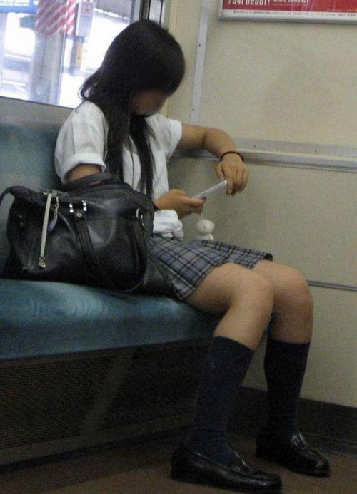 【三次】 電車通学JKの無防備な登校中画像いっぱい見ちゃう? 53枚 part.10 No.30
