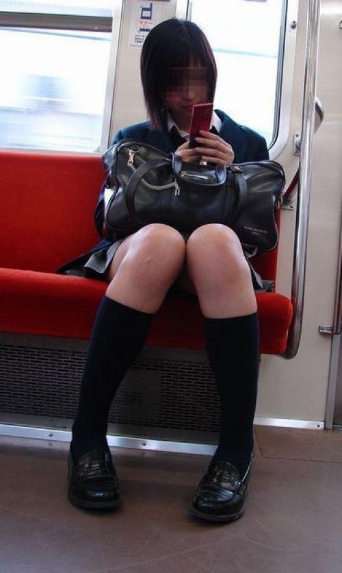 【三次】 電車通学JKの無防備な登校中画像いっぱい見ちゃう? 53枚 part.10 No.33