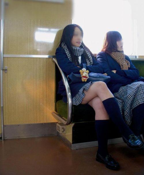 【三次】 電車通学JKの無防備な登校中画像いっぱい見ちゃう? 53枚 part.10 No.37