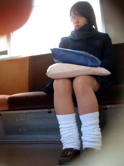 【三次】 電車通学JKの無防備な登校中画像いっぱい見ちゃう? 53枚 part.10 No.39