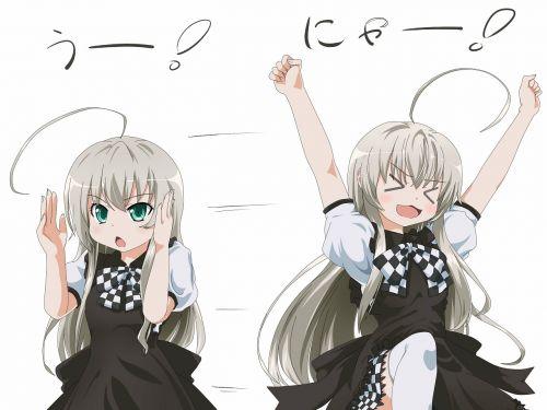 【29枚】 這いよれ! ニャル子さんの二次エロ画像下さい! その4 No.1