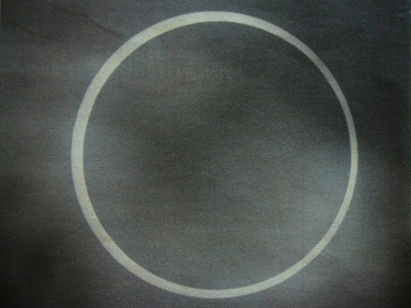 金環日食H24.5.21