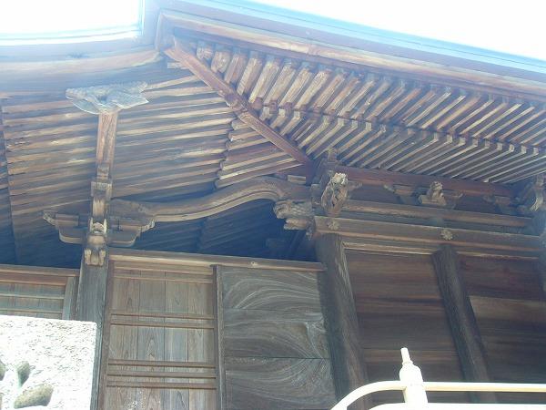 新田神社軒2