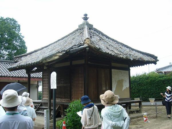 田井の薬師堂