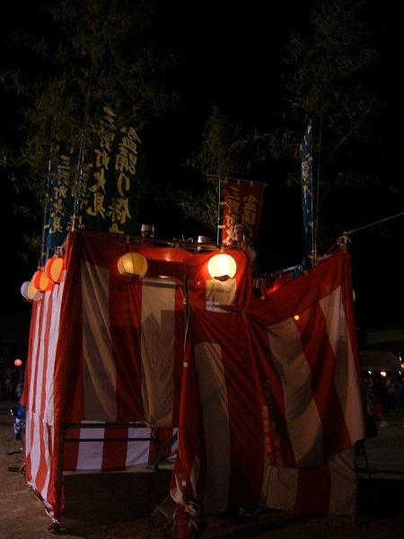 大見盆踊り1