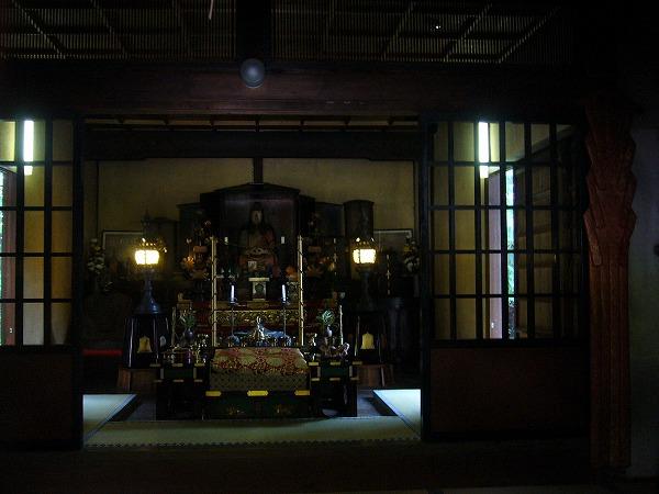 大興寺・木造天台大師坐像(山本辻)