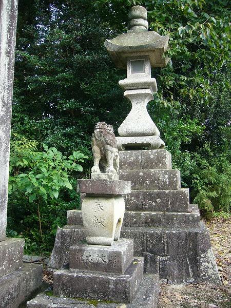 鉾八幡 燈籠