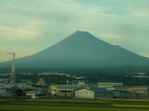 富士山かな?