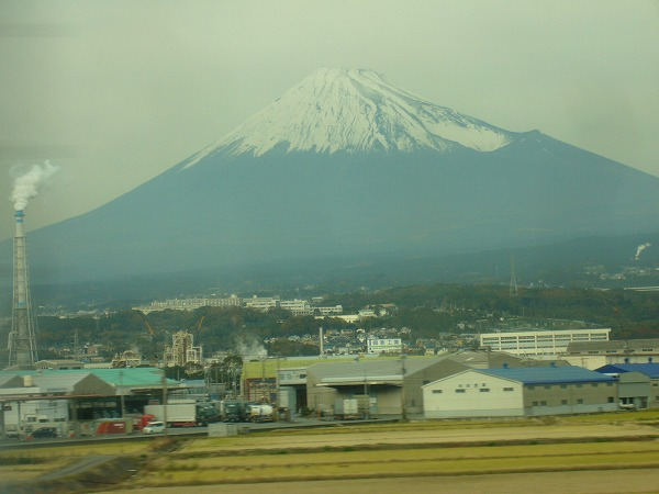 やっぱり富士山やろ!