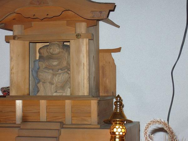 恵比寿神社の恵比寿さん