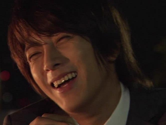 この笑顔最高っ!癒される~!