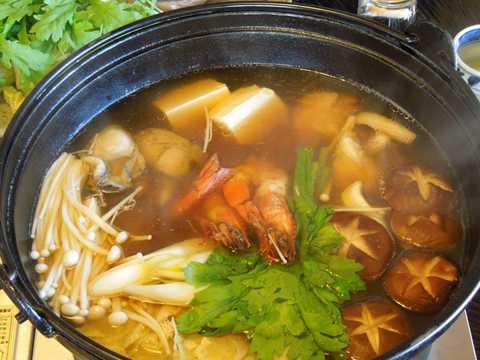 唐津薬膳鍋