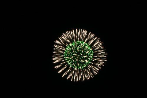 H24の花火①