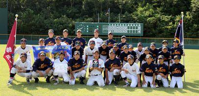 2014松江城ボーイズ大会 決勝VS飾磨0977