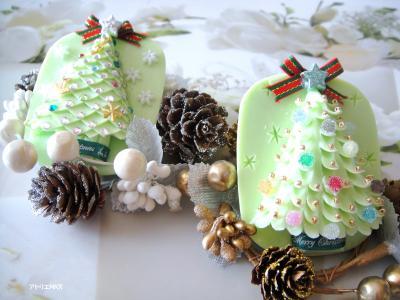 ソープカービング イメージ4 『クリスマスツリー』 アトリエMKR