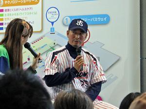 20141019スポテク祭トークショー館山昌平選手