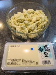 おからとお豆腐