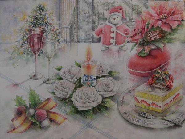 131221B メリークリスマス2013