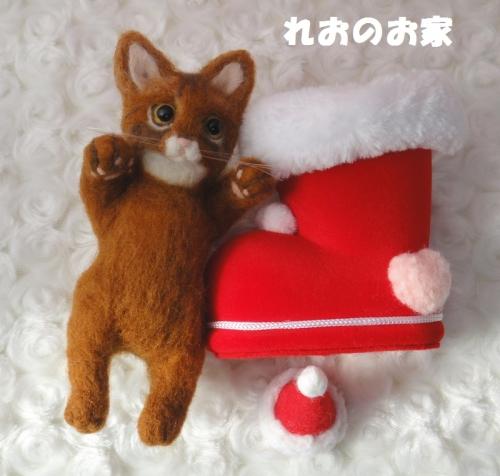 赤い靴猫3