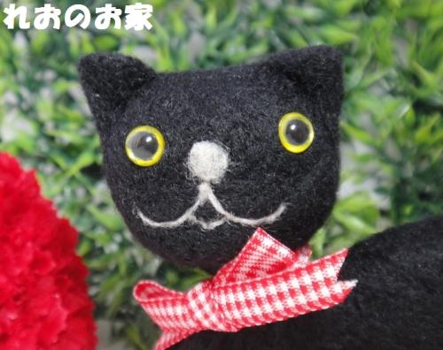黒猫のび4
